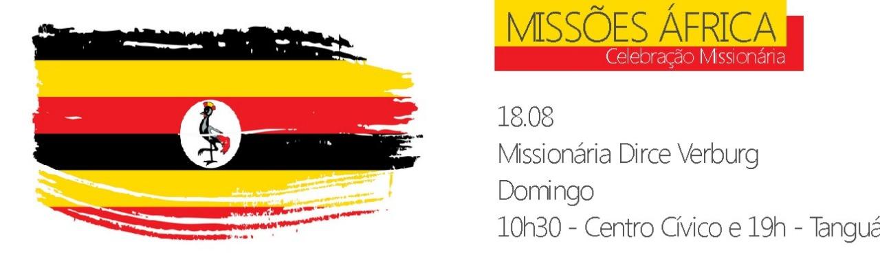 CELEBRAÇAO MISSIONÁRIA